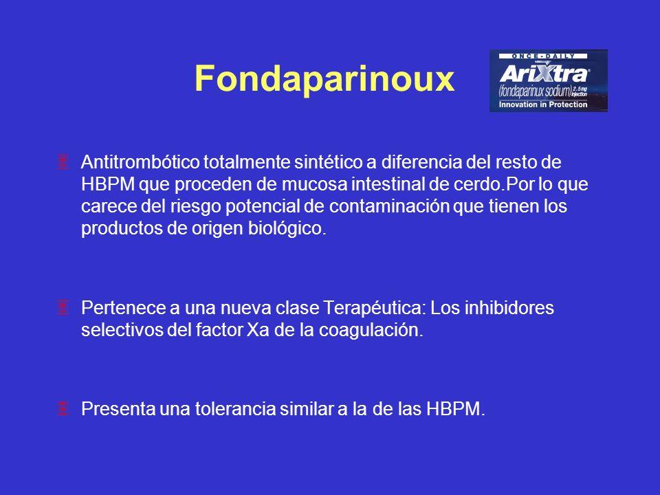 Fondaparinoux