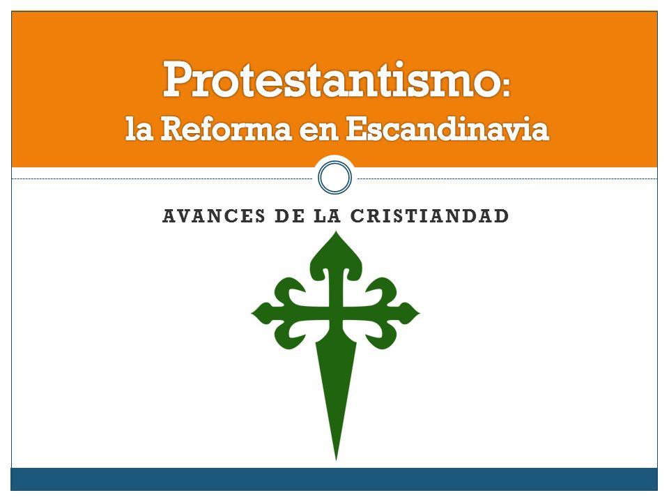 Protestantismo: la Reforma en Escandinavia