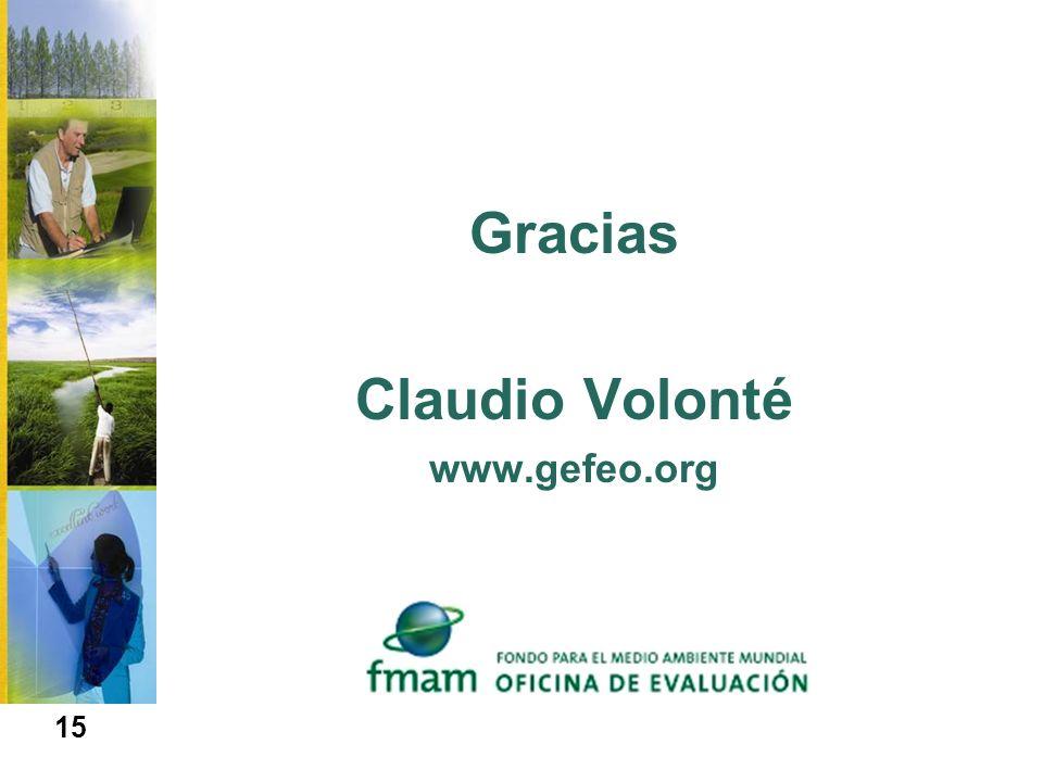Gracias Claudio Volonté