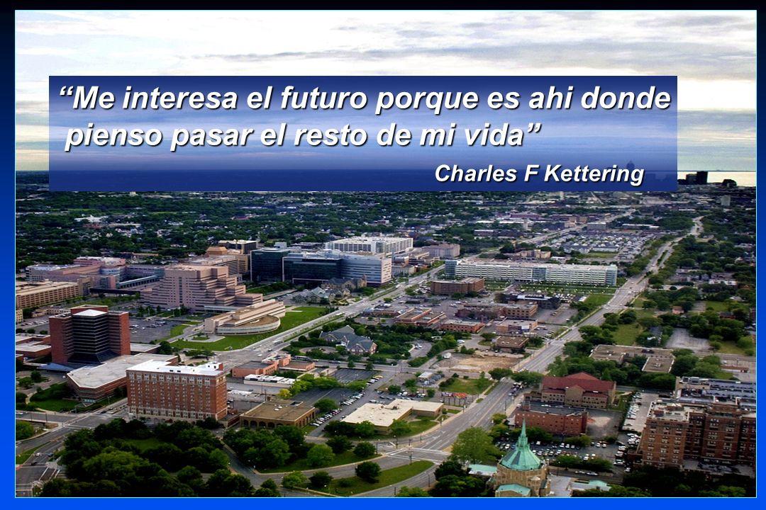 Me interesa el futuro porque es ahi donde