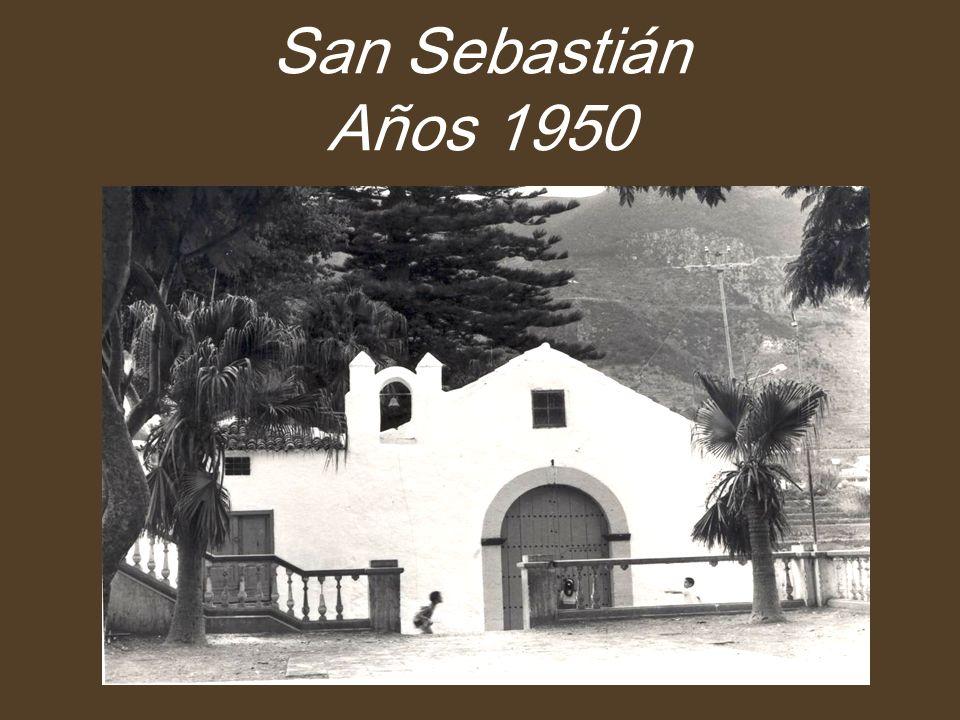 San Sebastián Años 1950