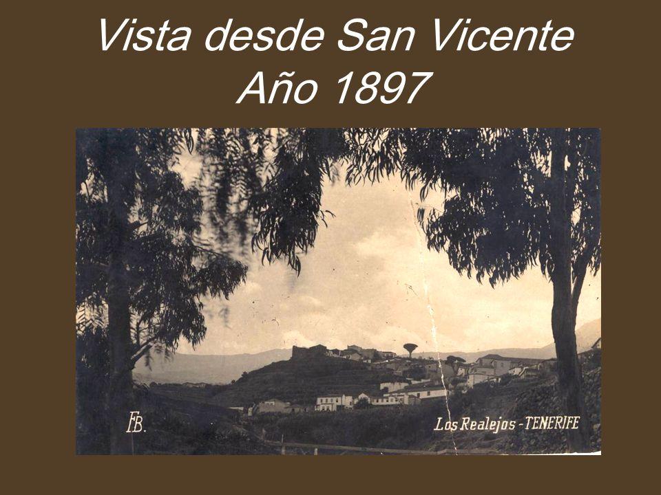 Vista desde San Vicente Año 1897