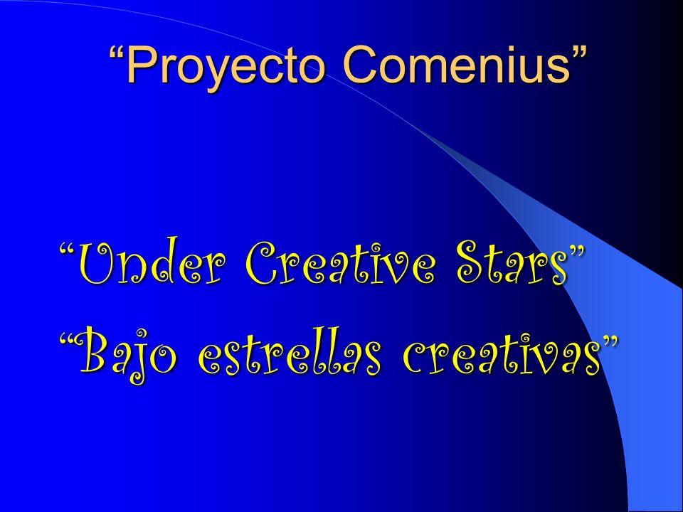 Under Creative Stars Bajo estrellas creativas