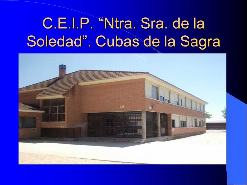 C.E.I.P. Ntra. Sra. de la Soledad . Cubas de la Sagra