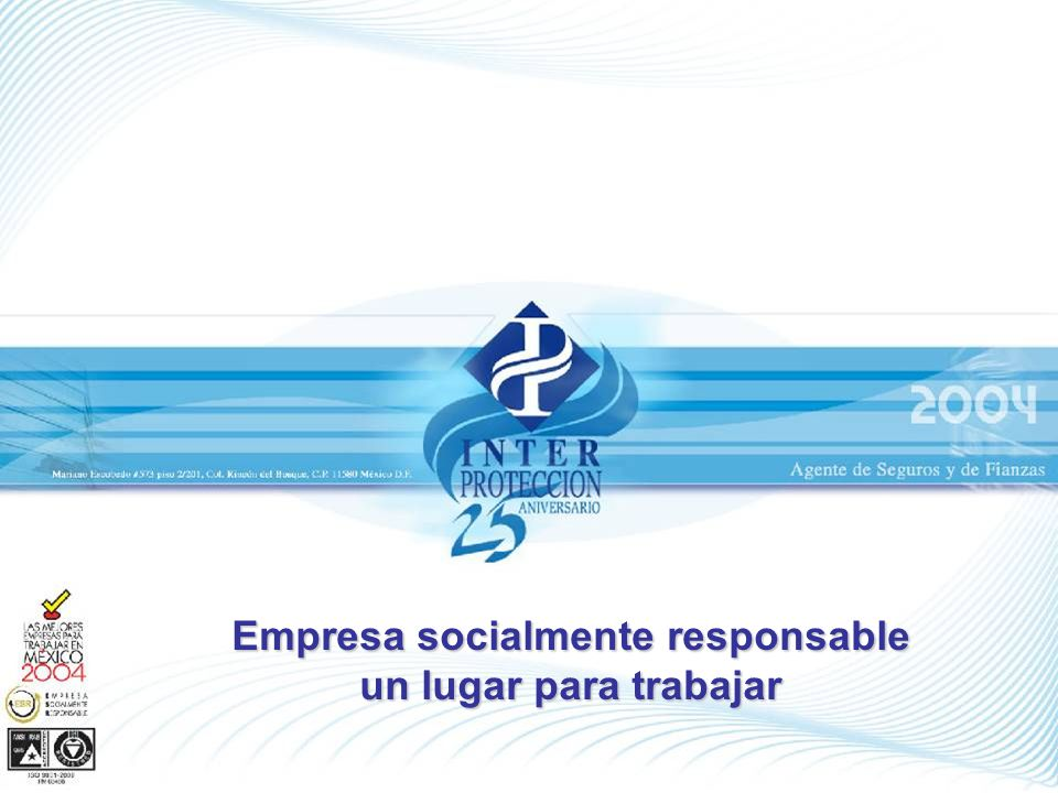 Empresa socialmente responsable un lugar para trabajar