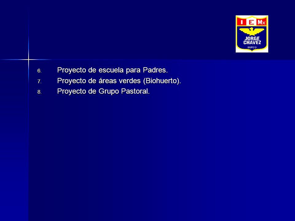 Proyecto de escuela para Padres.