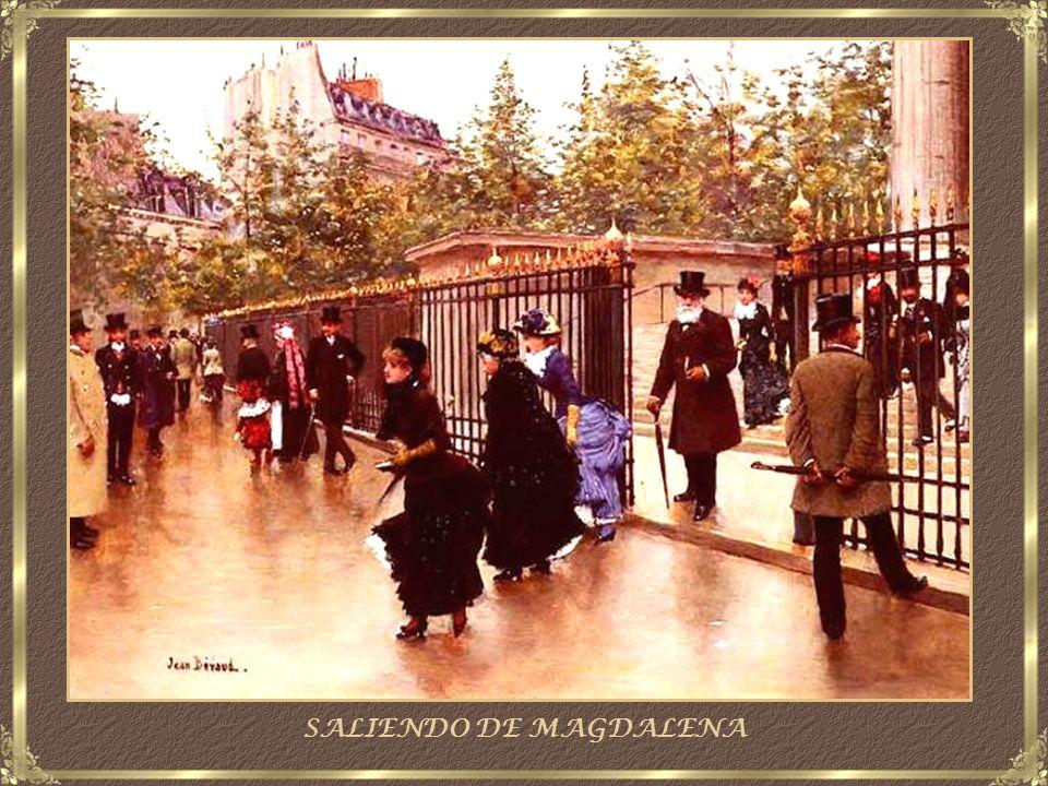 SALIENDO DE MAGDALENA