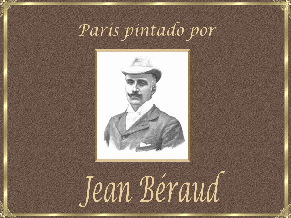 Paris pintado por Jean Béraud