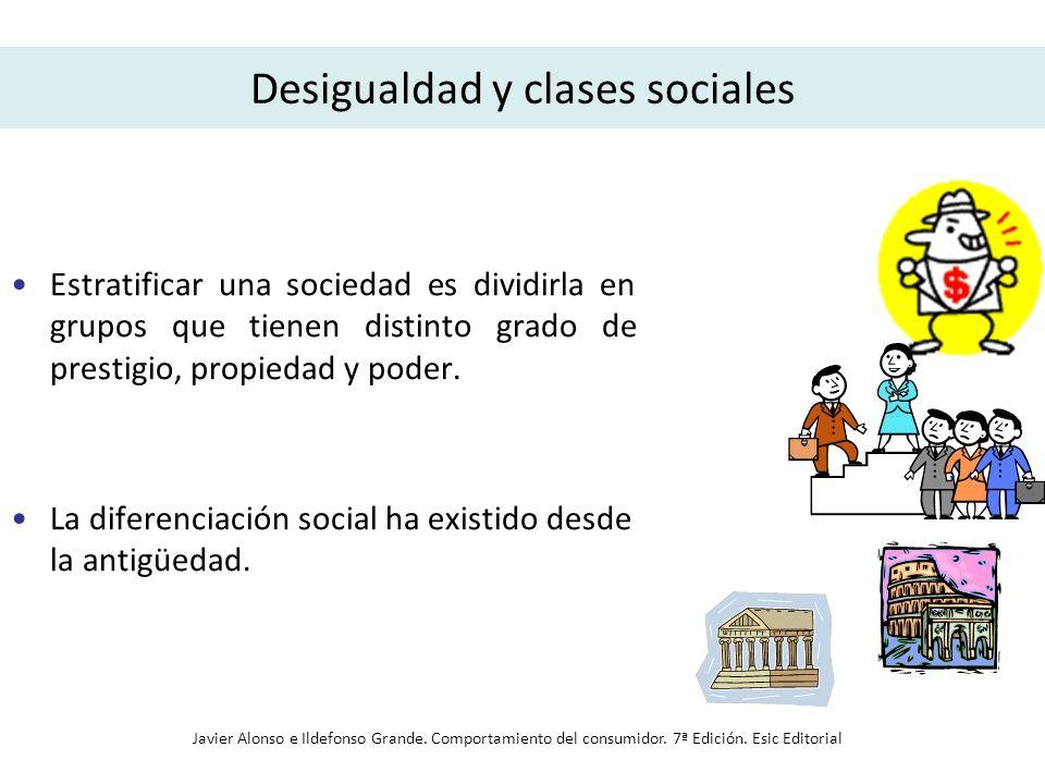 Desigualdad y clases sociales
