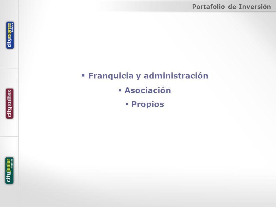Franquicia y administración