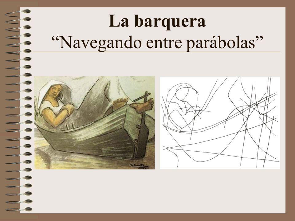 La barquera Navegando entre parábolas