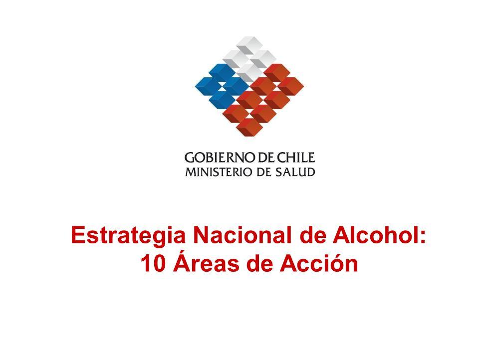 Estrategia Nacional de Alcohol: