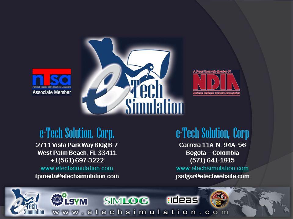 e-Tech Solution, Corp. e-Tech Solution, Corp