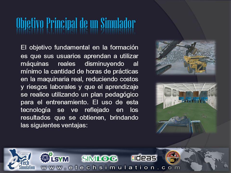 Objetivo Principal de un Simulador