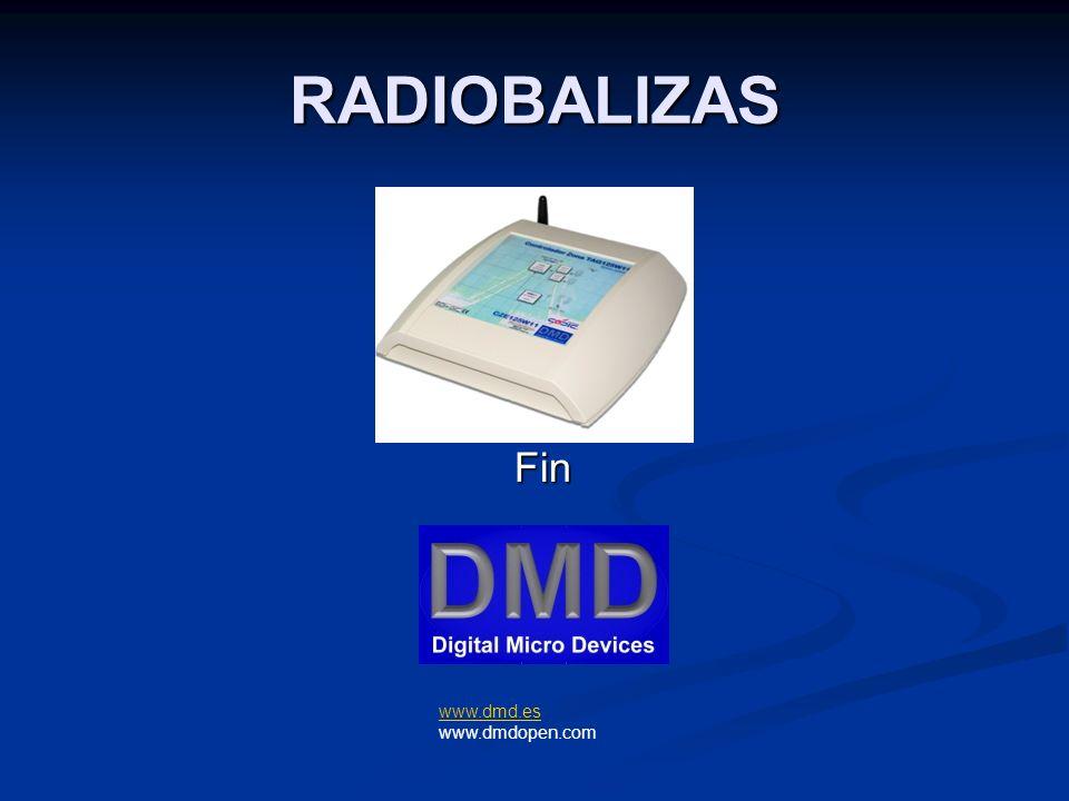 RADIOBALIZAS Fin www.dmd.es www.dmdopen.com