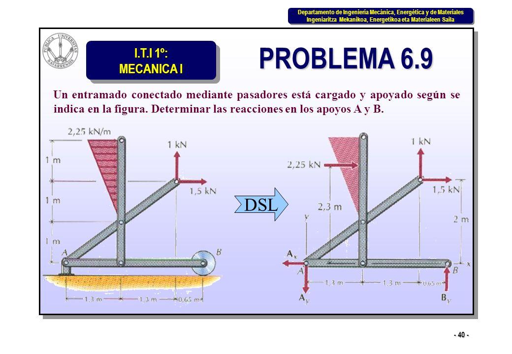 PROBLEMA 6.9