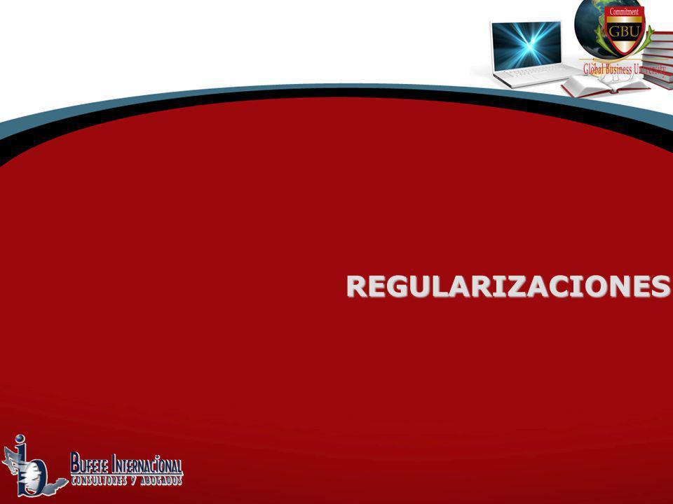 REGULARIZACIONES 93