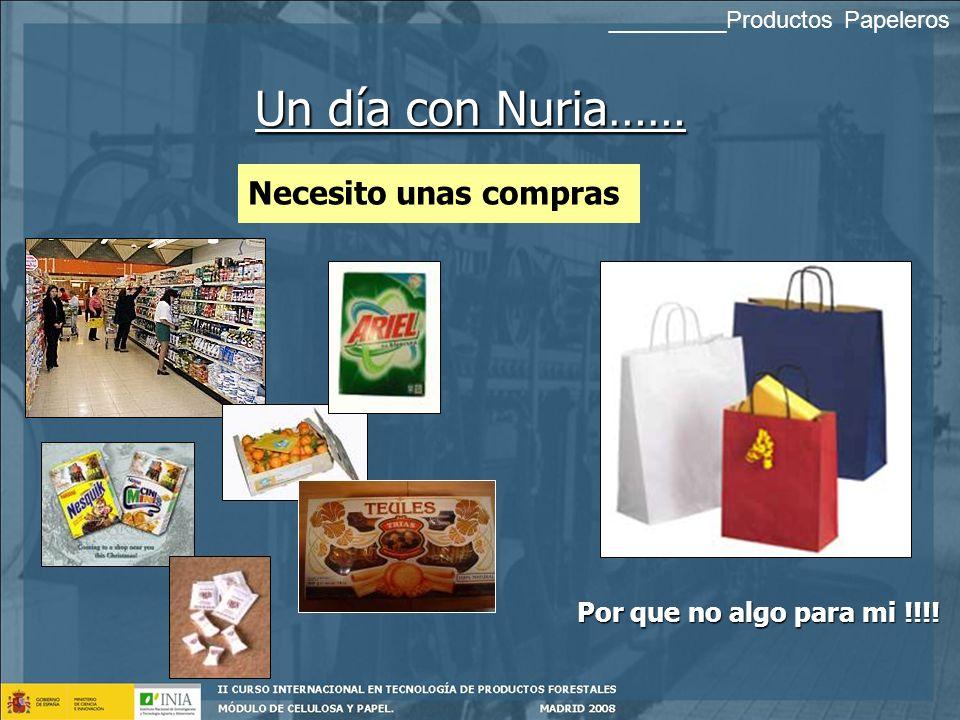 Un día con Nuria…… Necesito unas compras Por que no algo para mi !!!!