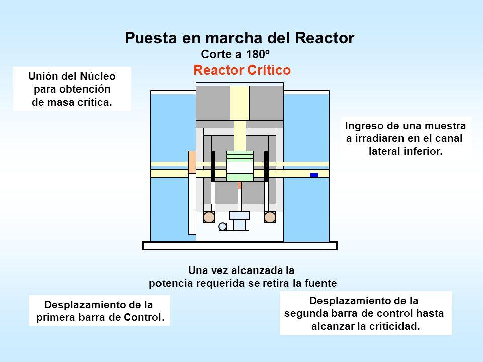 Puesta en marcha del Reactor