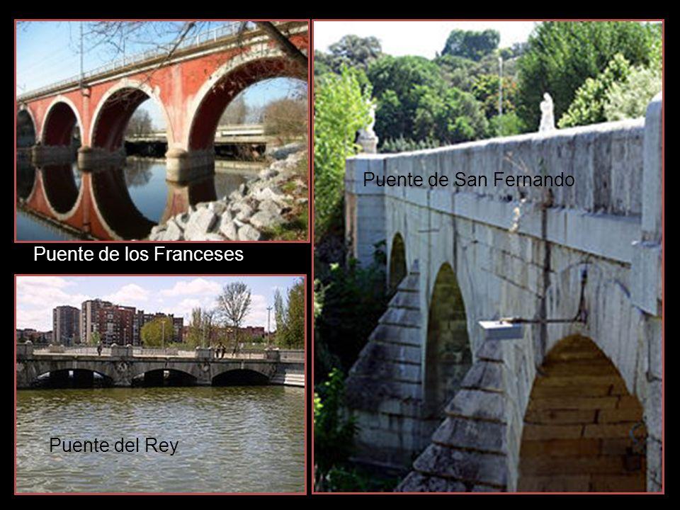 Puente de San Fernando Puente de los Franceses Puente del Rey