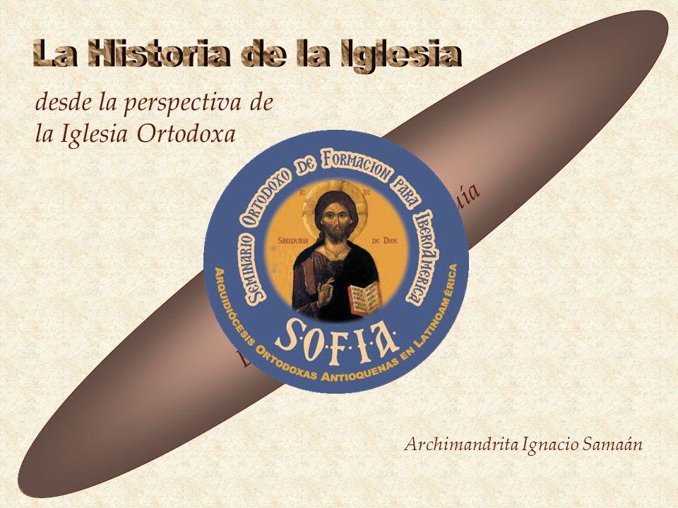 desde la perspectiva de la Iglesia Ortodoxa