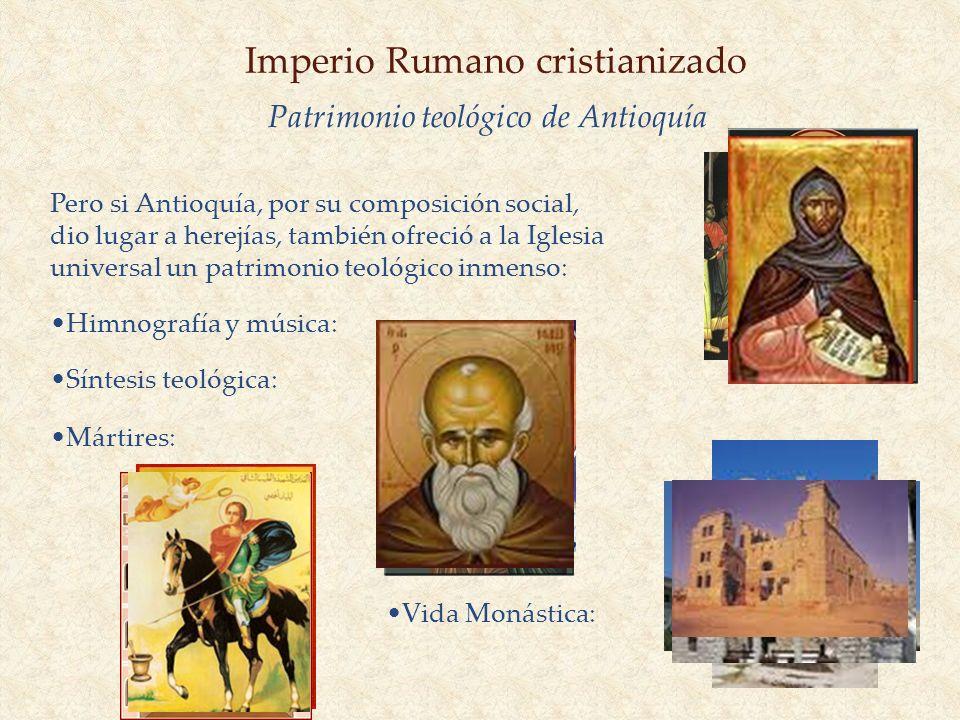 Imperio Rumano cristianizado