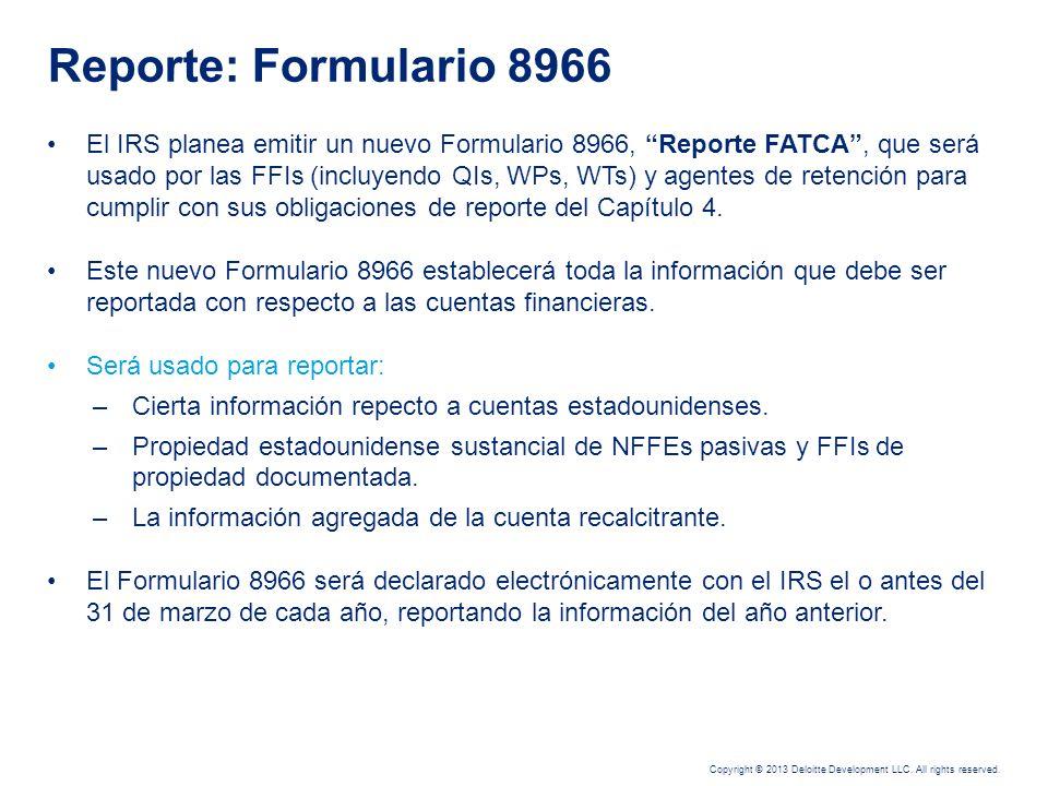 Reporte: Formulario 8966
