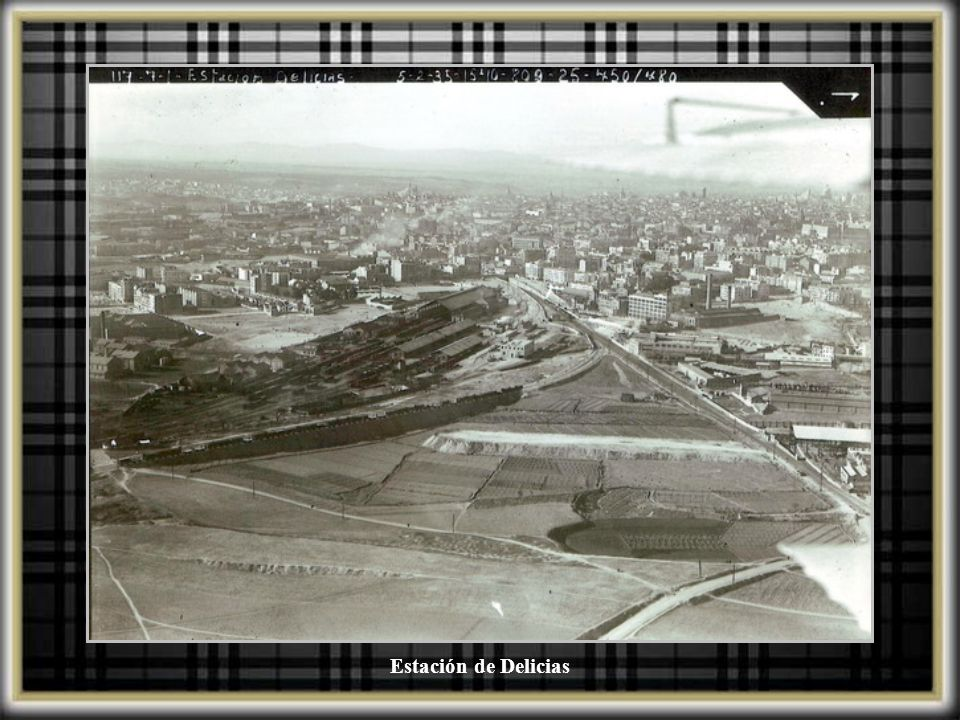 Estación de Delicias