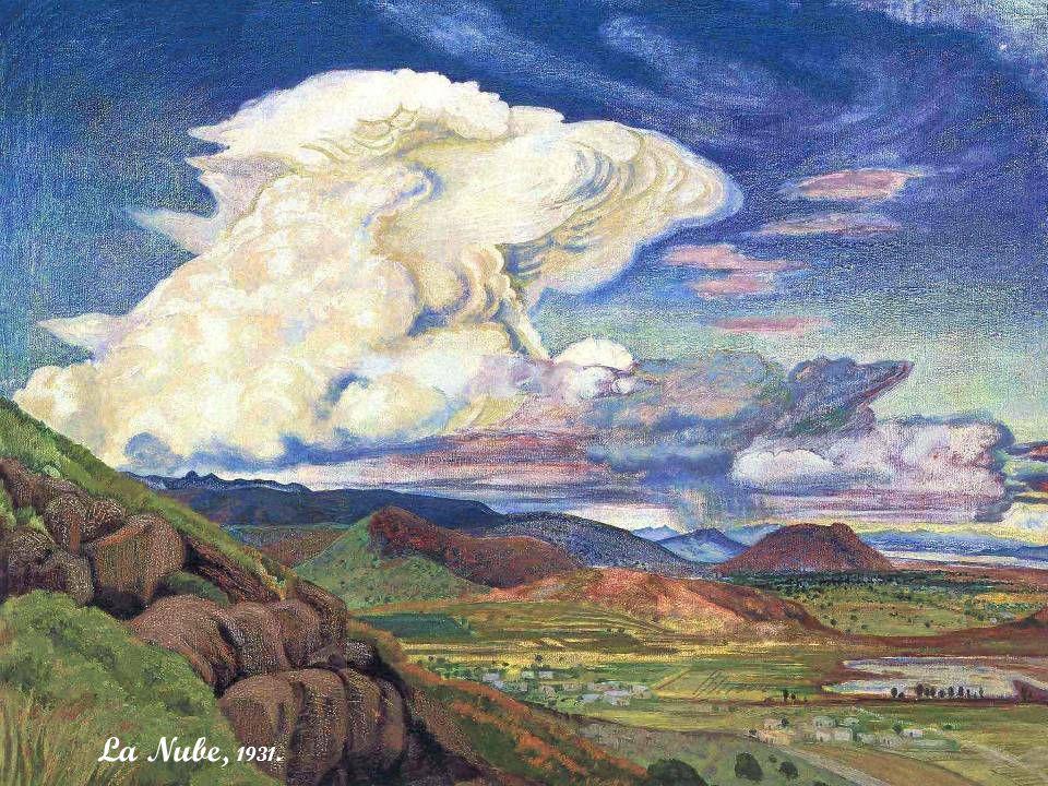 La Nube, 1931.