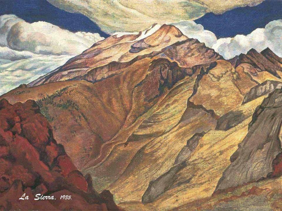 La Sierra, 1935.