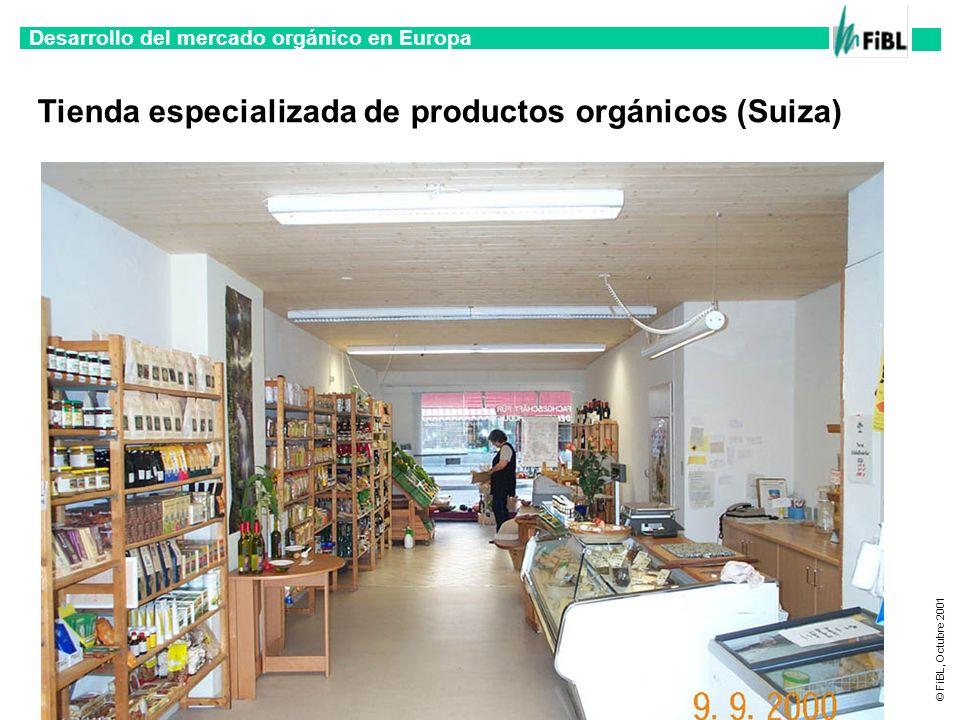 Tienda especializada de productos orgánicos (Suiza)