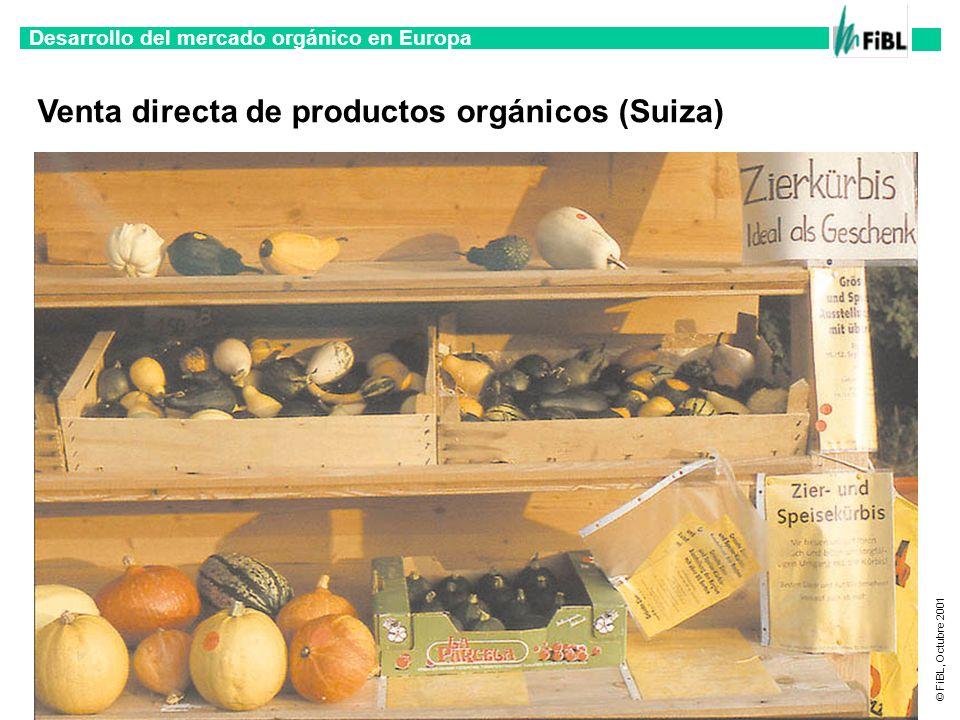 Venta directa de productos orgánicos (Suiza)