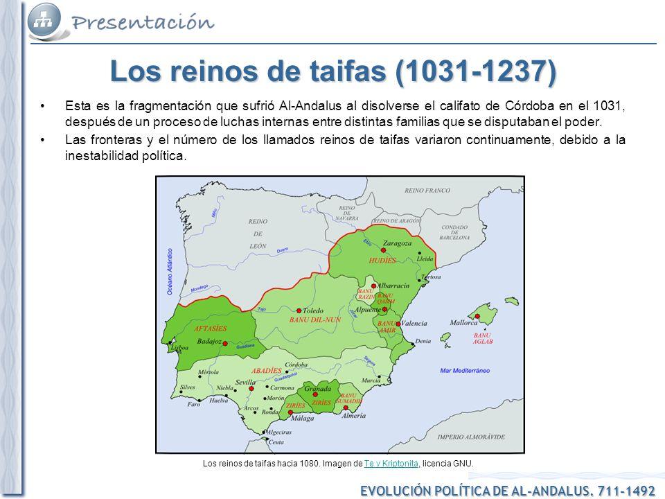 Los reinos de taifas (1031-1237)