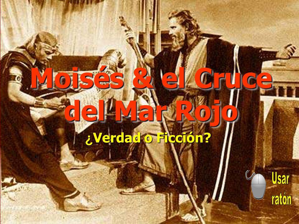 Moisés & el Cruce del Mar Rojo