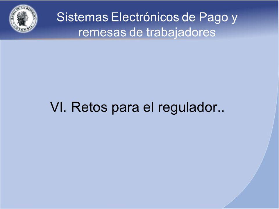 Sistemas Electrónicos de Pago y remesas de trabajadores
