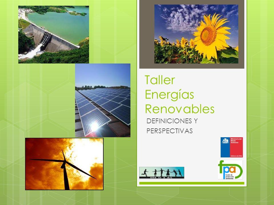 Taller Energías Renovables