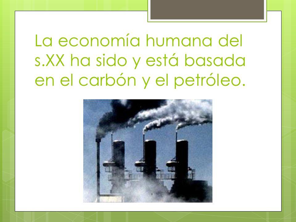 La economía humana del s