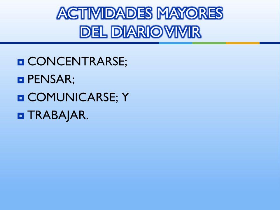 ACTIVIDADES MAYORES DEL DIARIO VIVIR