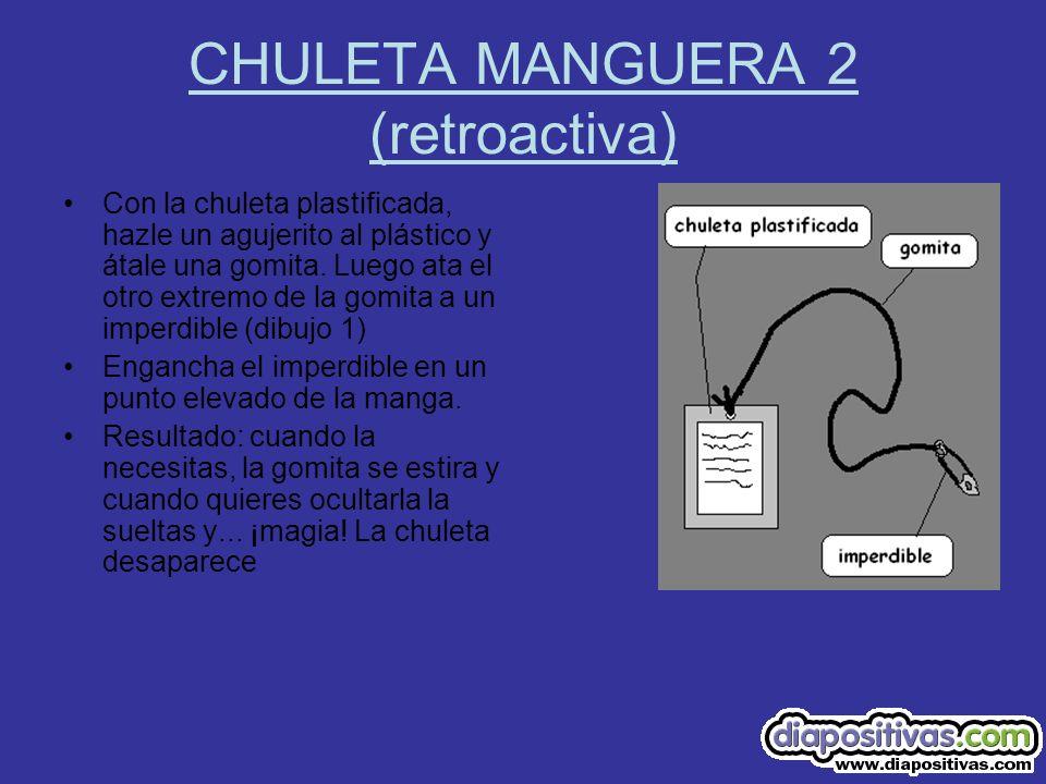 CHULETA MANGUERA 2 (retroactiva)
