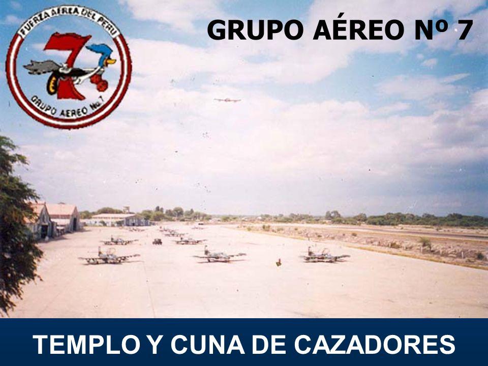TEMPLO Y CUNA DE CAZADORES