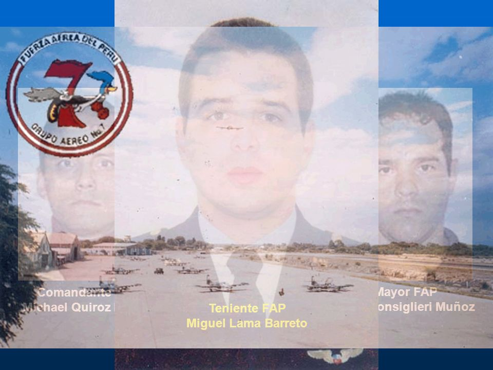 Michael Quiroz Plefkfe Aldo Consiglieri Muñoz