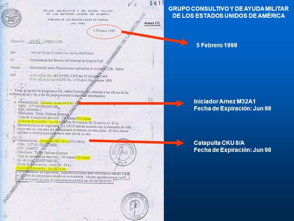 GRUPO CONSULTIVO Y DE AYUDA MILITAR DE LOS ESTADOS UNIDOS DE AMÉRICA