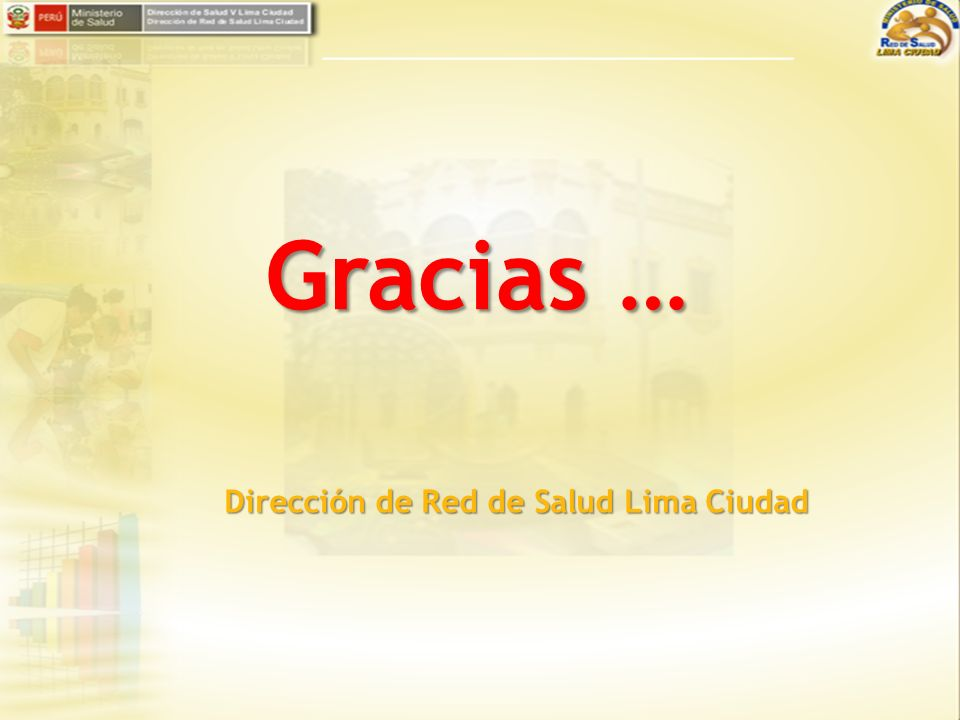 Dirección de Red de Salud Lima Ciudad