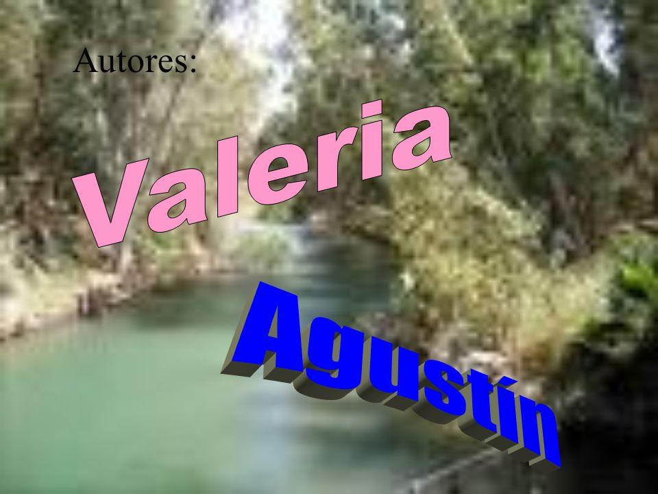 Autores: Valeria Agustín