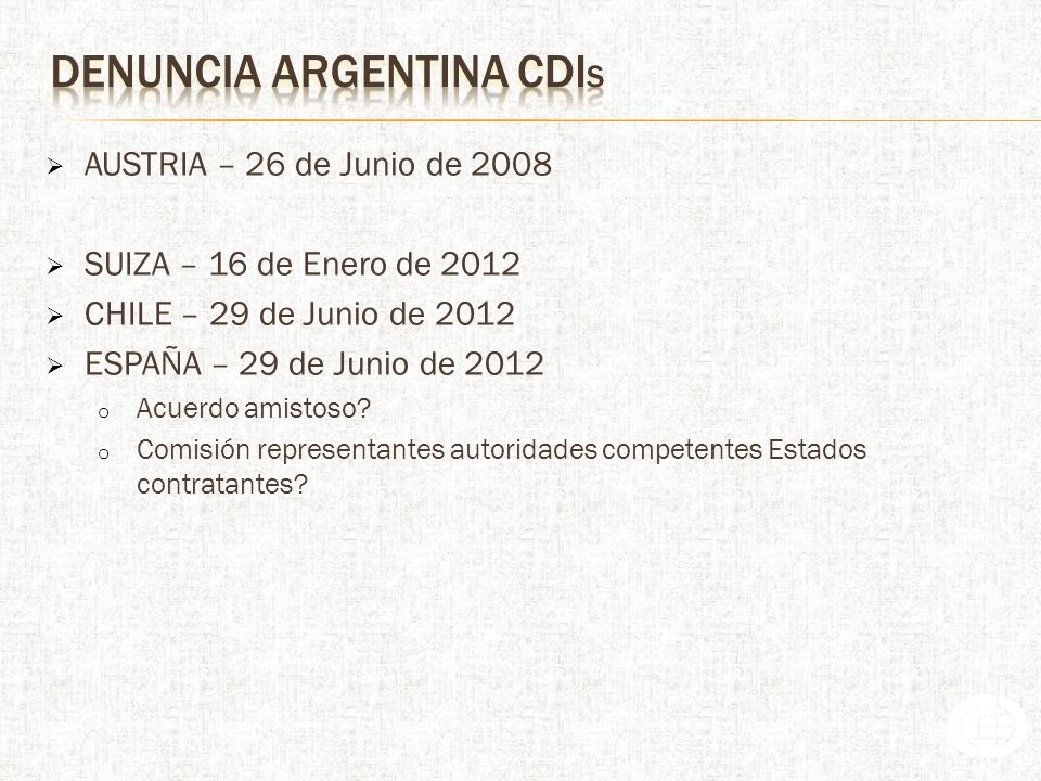 DENUNCIA ARGENTINA cdis