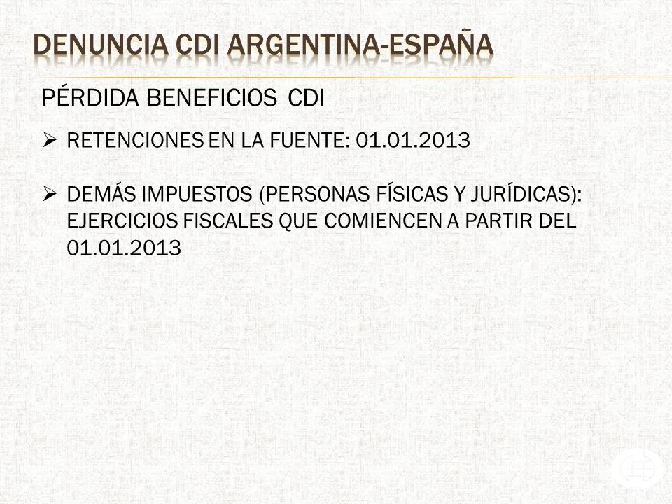 denuncia cdi argentina-españa