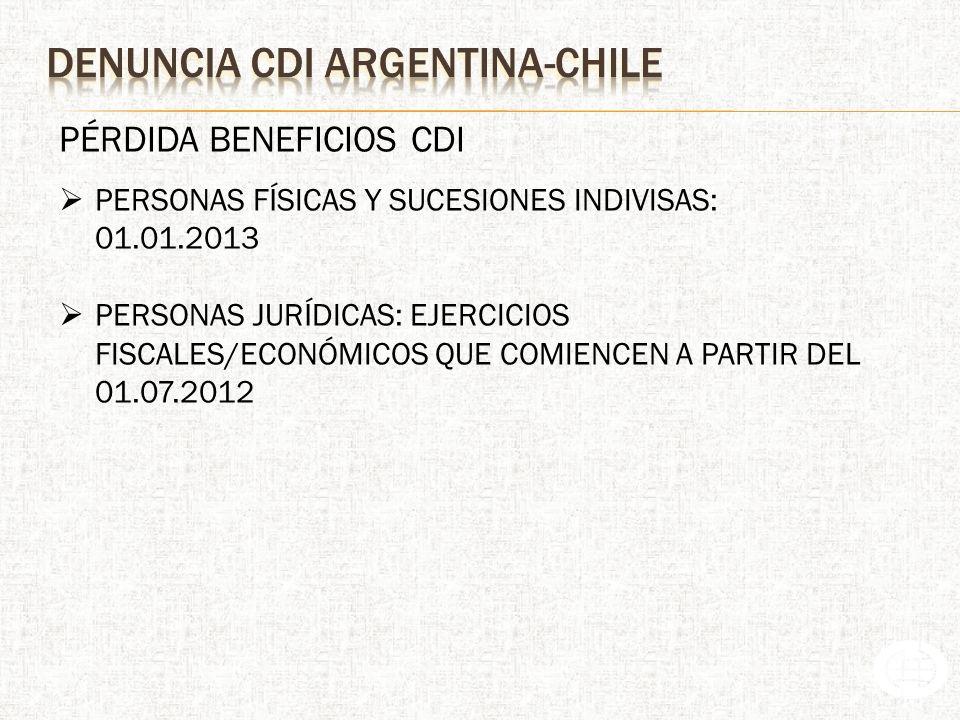 denuncia cdi argentina-CHILE