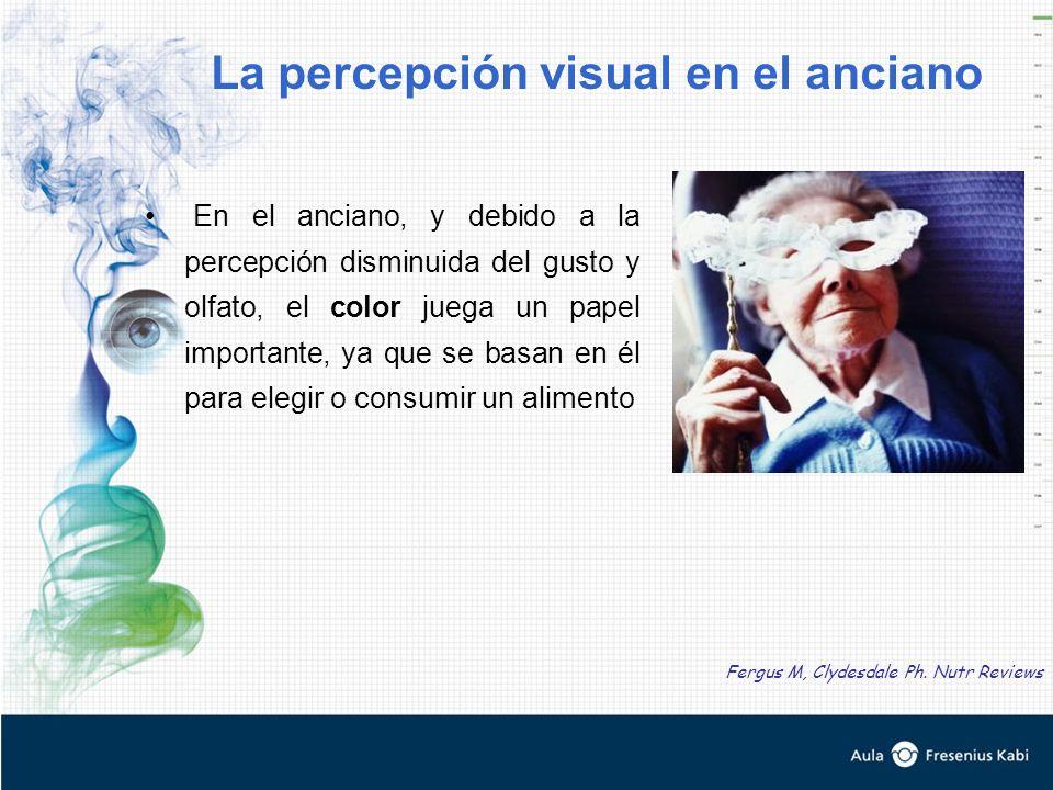 La percepción visual en el anciano