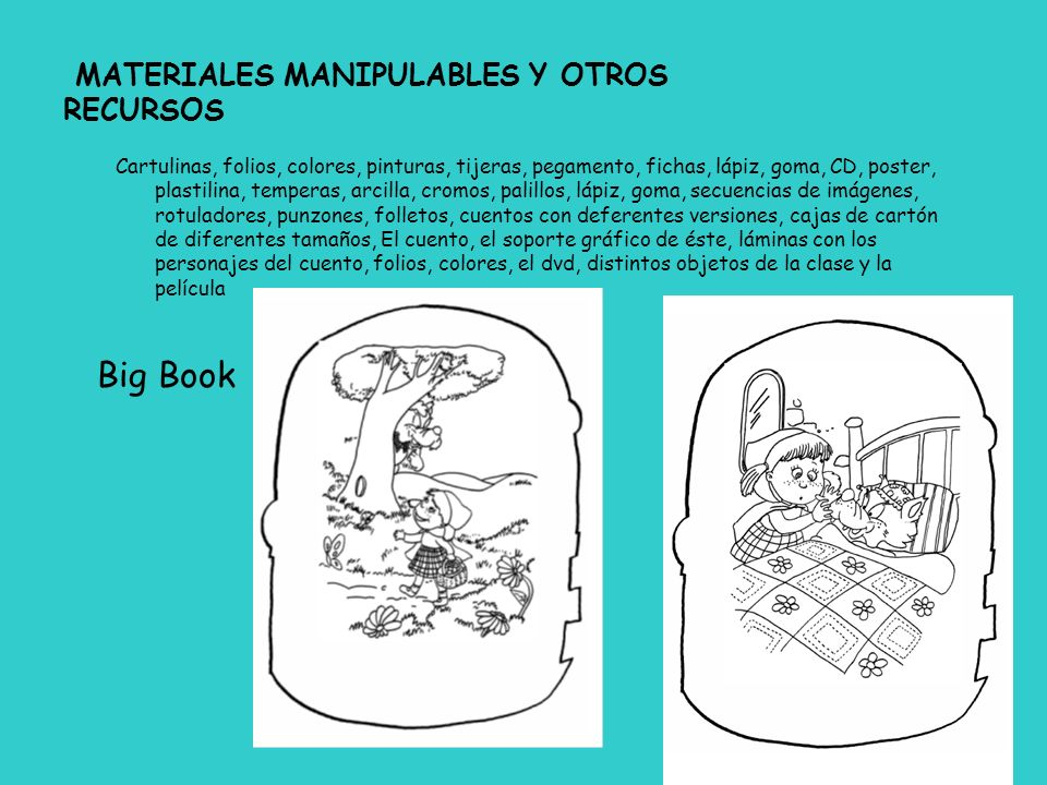 Big Book MATERIALES MANIPULABLES Y OTROS RECURSOS
