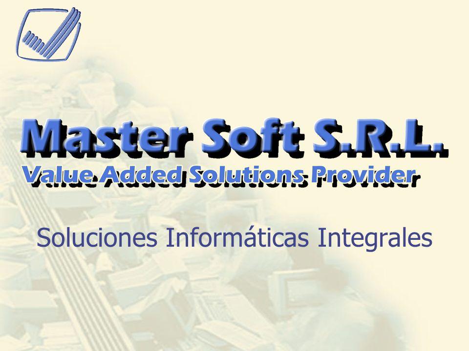 Soluciones Informáticas Integrales